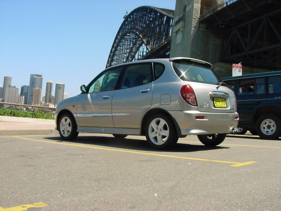 Another 4LOOKS_VR-X 2001 Daihatsu Sirion post... - 9153774