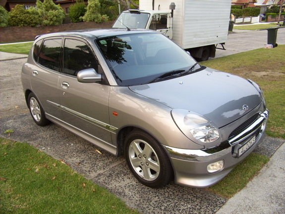 Another 4LOOKS_VR-X 2001 Daihatsu Sirion post... - 9153775