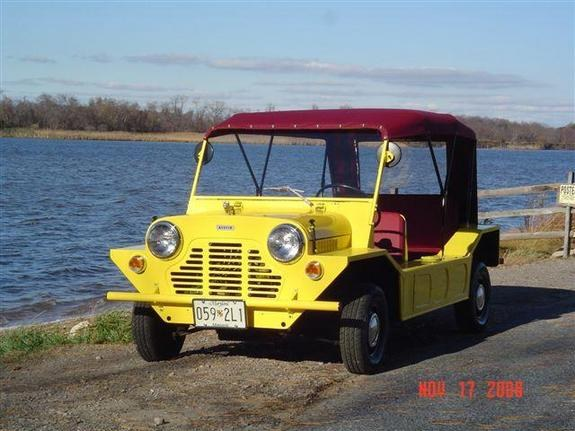 Another motorman350 1967 MINI Moke post... - 9154884