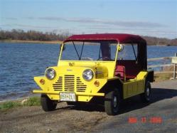 motorman350 1967 MINI Moke