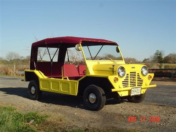 Another motorman350 1967 MINI Moke post... - 9154885