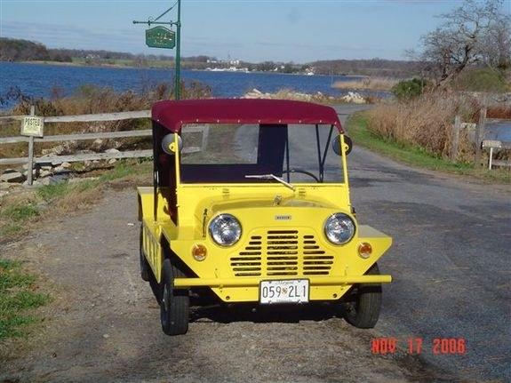 Another motorman350 1967 MINI Moke post... - 9154886