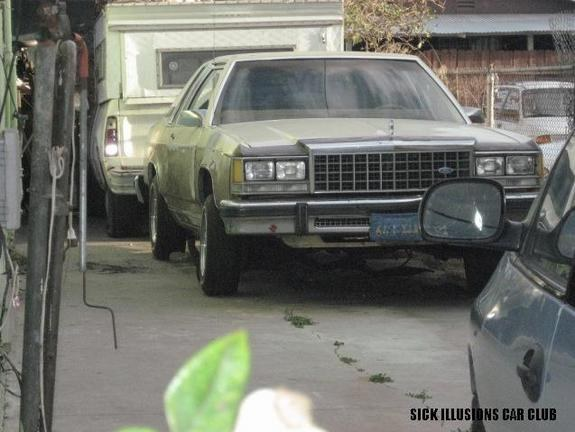 1979 Ford LTD Crown Victoria