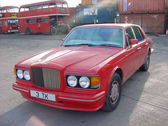 Boydonegood 1991 Bentley Brooklands