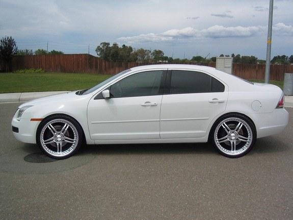 Ford Fusion Black Rims >> SVTFocus64 2007 Ford Fusion Specs, Photos, Modification ...