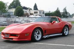 sunsetvettes 1981 Chevrolet Corvette