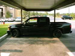 djstickyfingerss 2006 Chevrolet Colorado Regular Cab