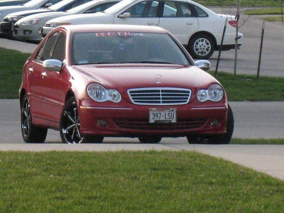 Kustom_Gma_Car's 2007 Mercedes-Benz C-Class