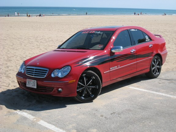 Kustom_Gma_Car 2007 Mercedes-Benz C-Class 9928029
