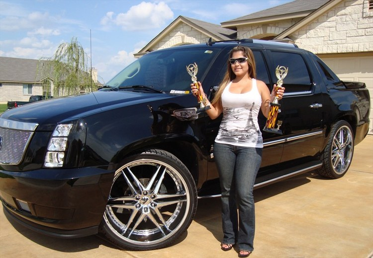 Another BAGGED_EXPEE 2007 Cadillac Escalade post    Photo 9887742