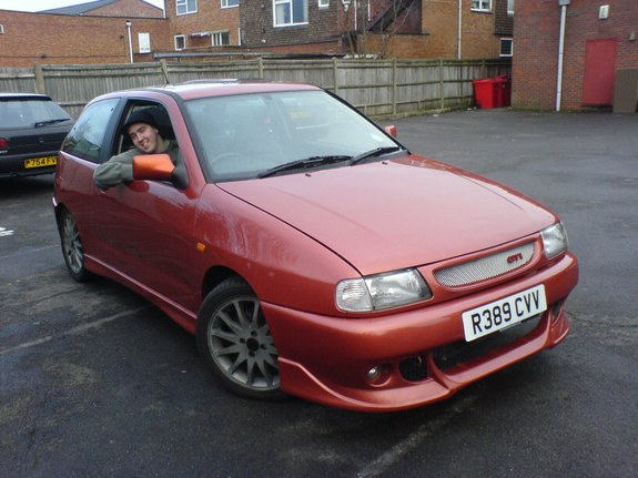 electro ted 1998 seat ibiza specs photos modification info at cardomain. Black Bedroom Furniture Sets. Home Design Ideas