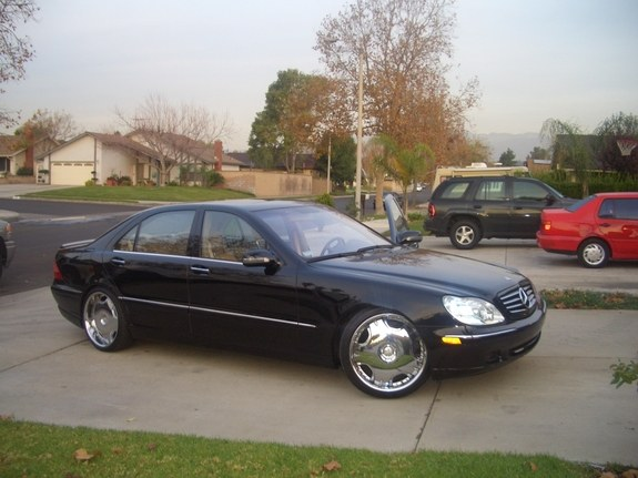 Adeedoo 2005 mercedes benz s class specs photos for 2005 s500 mercedes benz
