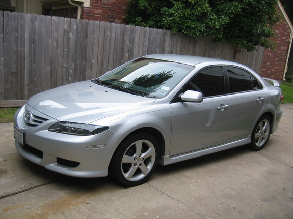 Ar872007 2005 mazda mazda6 specs photos modification for Mazdaspeed 6 exterior mods