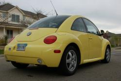 CuteyHarleys 1999 Volkswagen Beetle