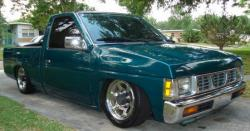 LaynIts 1995 Nissan D21 Pick-Up