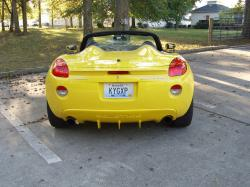KYGXPs 2007 Pontiac Solstice