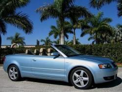 terrywcambells 2004 Audi Cabriolet