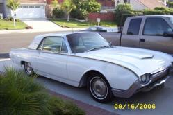 Ford-o-matic 1961 Ford Thunderbird