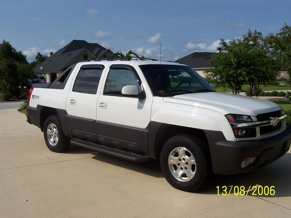 2003 chevrolet avalanche problems