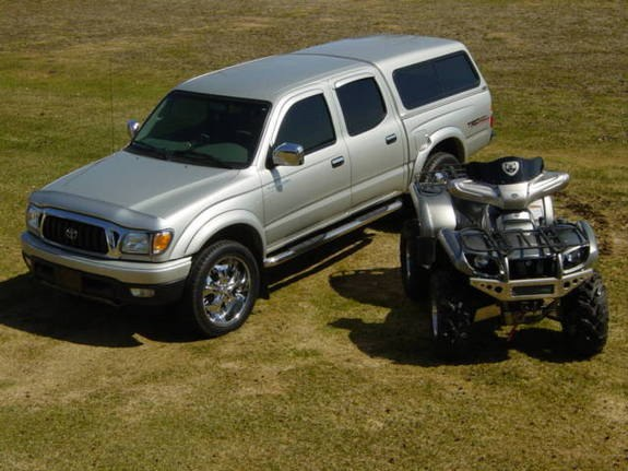 Another sean2269 2004 Toyota Tacoma Xtra Cab post... - 9894393