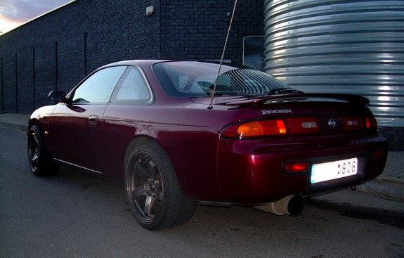 Another mastaz7 1996 Nissan Silvia post... - 9894525