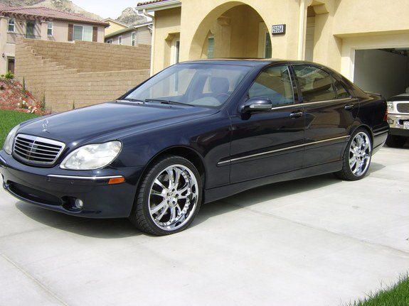 kuku369 2001 mercedes benz s class specs photos modification info at cardomain. Black Bedroom Furniture Sets. Home Design Ideas