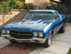 65andstillalives 1970 Chevrolet El Camino