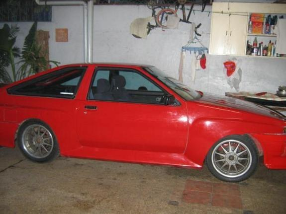 Another blu-thunder 1987 Toyota Corolla post... - 9898914