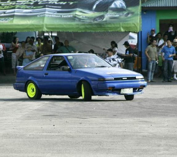Another blu-thunder 1987 Toyota Corolla post... - 9898915