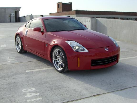 sicdeusvult 2006 nissan 350z specs photos modification. Black Bedroom Furniture Sets. Home Design Ideas