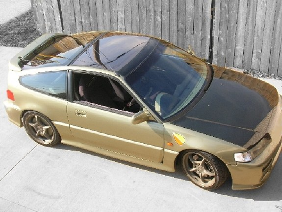 Idea And Brain Storm Plexiglass Roof Unofficial Honda