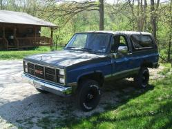 Flipping_Out 1986 GMC Jimmy
