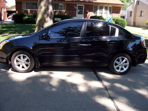 Another spartybunni 2007 Nissan Sentra post... - 9900102