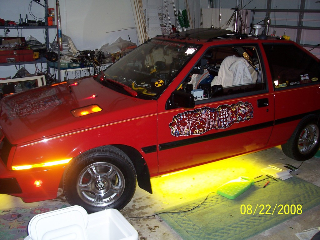 Another Radio-Man 1985 Plymouth Colt post... - 10352065