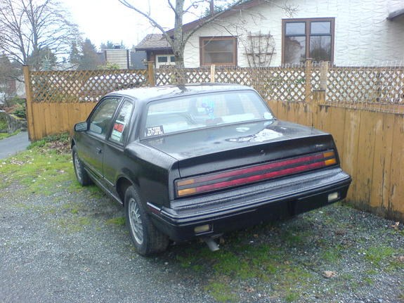 Another will28373 1986 Buick Somerset post... - 9900872