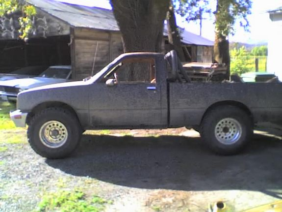 Spcrodeo 1981 Chevrolet Luv Pick Up Specs Photos Modification Info