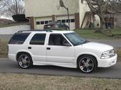 20inchjimmys 2000 Chevrolet Blazer