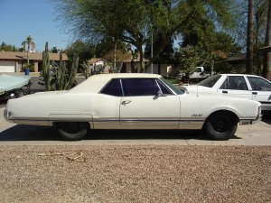 68olds455rocket9's 1968 Oldsmobile 98