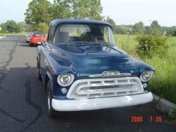 Heavy-57-Chevys 1957 Chevrolet 3100