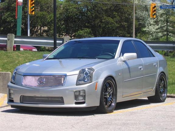 1meanv 2005 cadillac cts specs photos modification info. Black Bedroom Furniture Sets. Home Design Ideas