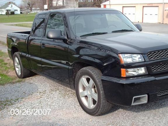 Noakes S 2003 Chevrolet Silverado 1500 Regular Cab In