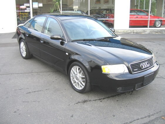 Another bninja 2003 Audi A6 post... - 9906106