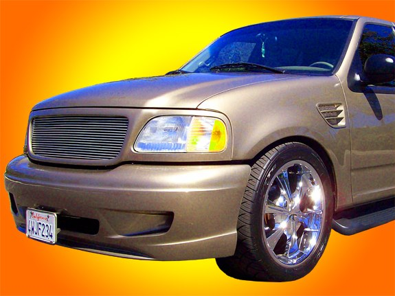 hallucinator's 2002 Ford Expedition