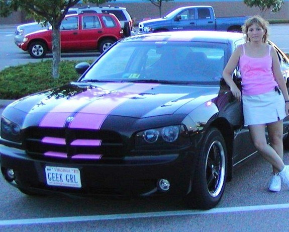 GeekGrl's 2006 Dodge Charger