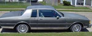 Another 216ClevelandKing 1984 Chevrolet Caprice post... - 9908459