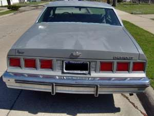 Another 216ClevelandKing 1984 Chevrolet Caprice post... - 9908460
