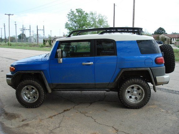 Another Mean_Cruise 2007 Toyota FJ Cruiser post... - 9908515