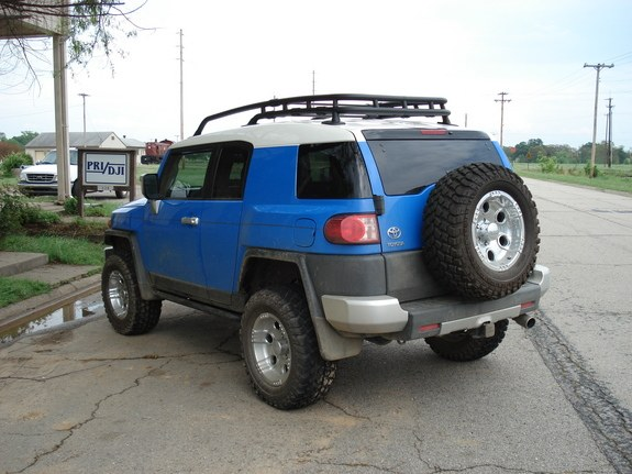 Another Mean_Cruise 2007 Toyota FJ Cruiser post... - 9908516