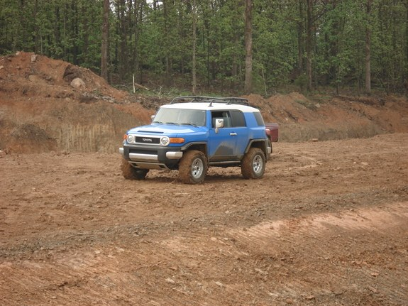 Another Mean_Cruise 2007 Toyota FJ Cruiser post... - 9908517