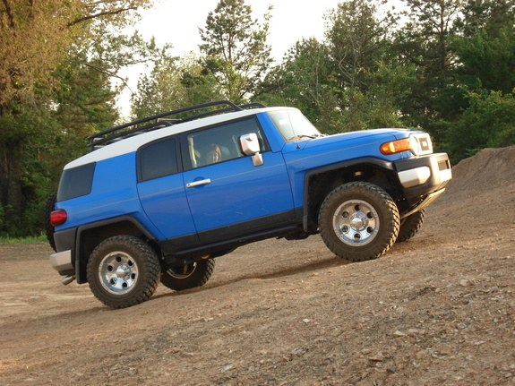 Another Mean_Cruise 2007 Toyota FJ Cruiser post... - 9908518